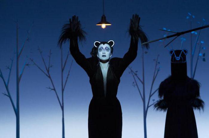 Bajki Puszkina Teatr Narodów Czas trwania spektaklu