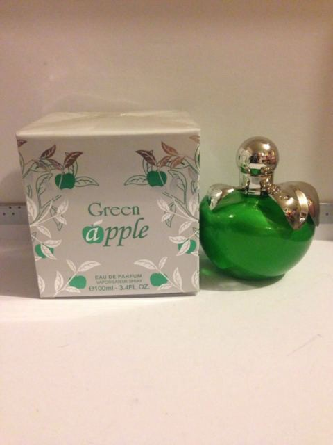 dkny green apple parfum Cena