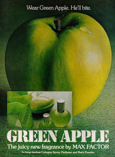 perfumy zielone jabłko cena mucha