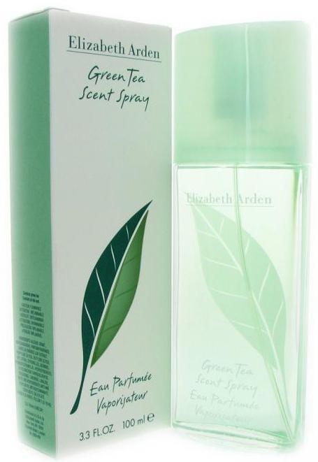 profumo di tè verde di elizabeth arden