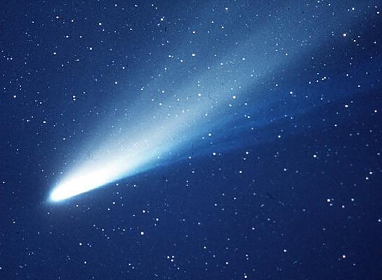 Халий на кометата