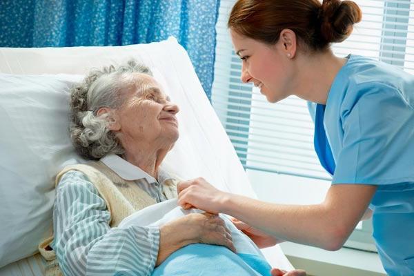 igiene personale del paziente