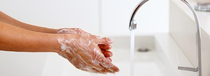igiene della pelle