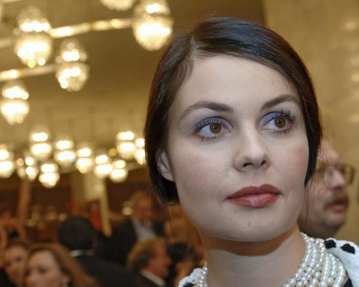 биография на оратора Екатерина Андреева