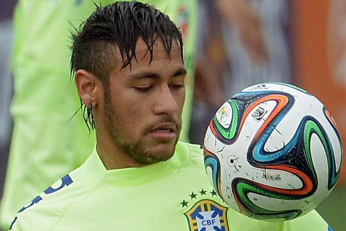 neymar krátká biografie