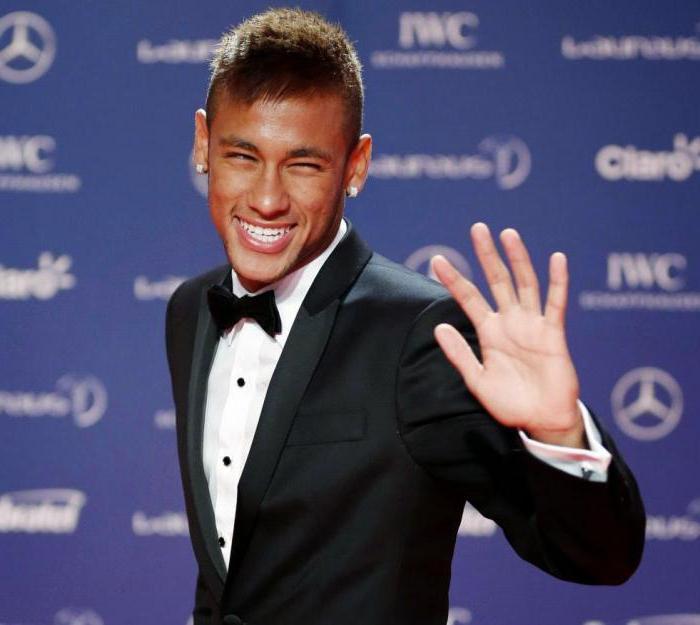 neymar ano silva biografie