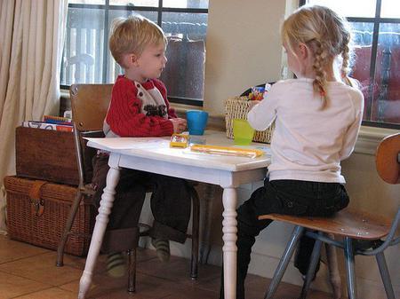 osobista przestrzeń dziecka