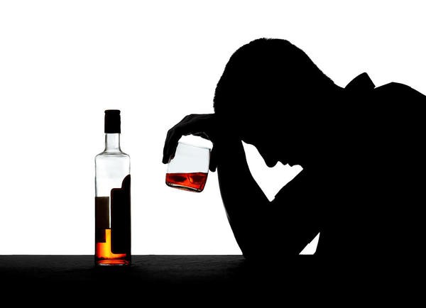 Алкохолната деградация на личността