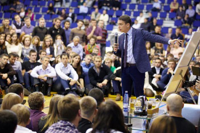gioventù d'affari di Peter Osipov