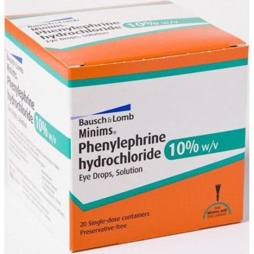 Phenilephrine hydrochloride che cos'è