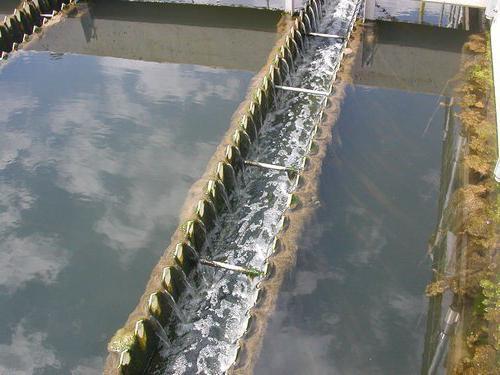 průmyslové metody čištění odpadních vod