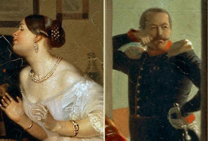 Fedotov povezuje glavno sliko