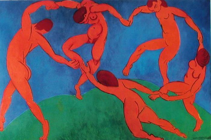 Henri Mathis Painting