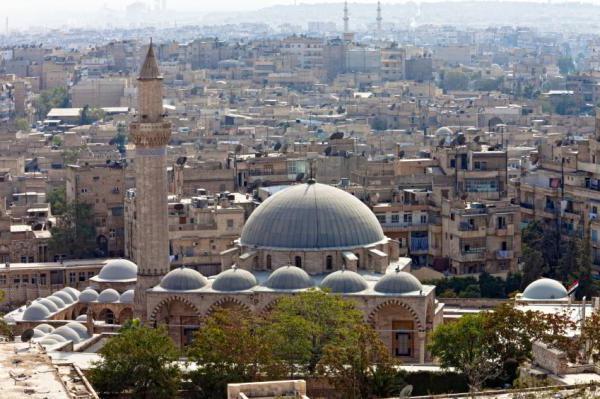 Siria Aleppo
