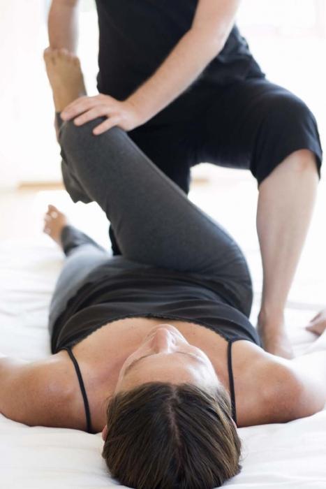 vježbe za štipanje išijatičnog živca