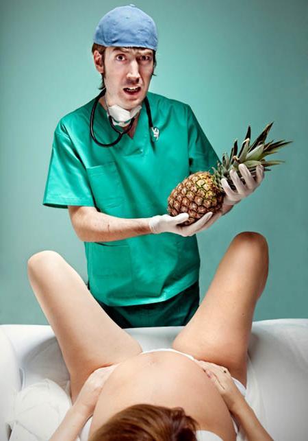ананас током трудноће