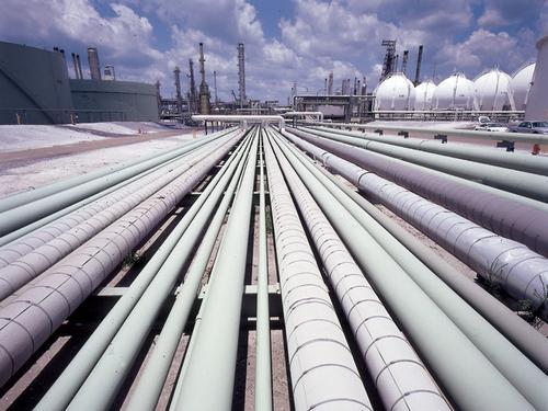 sviluppo del trasporto di gasdotti
