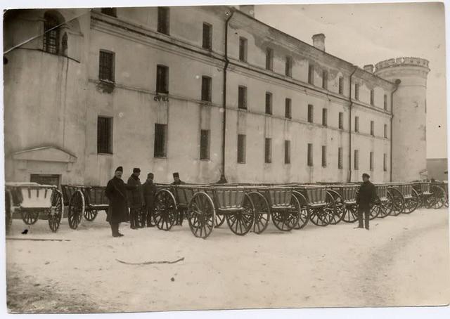 Pishalovsky grad Minsk naslov