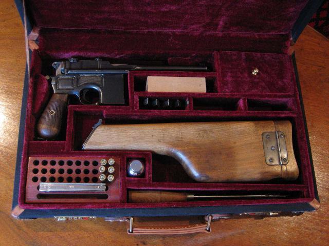 Mauser sistemska pištola