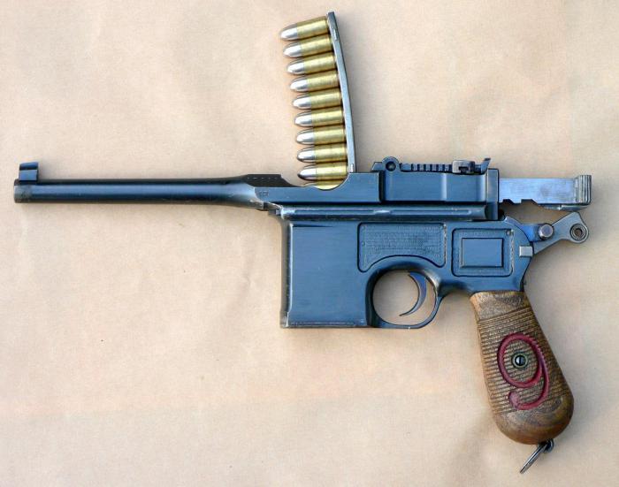 Mauserjeva pištola s 96