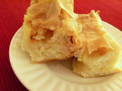 пита торта са сиром