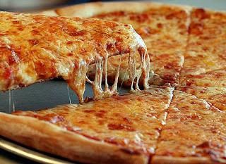 пица пица с ананас