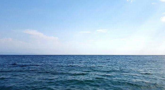 analiza pesmi morje Žukovski na kratko