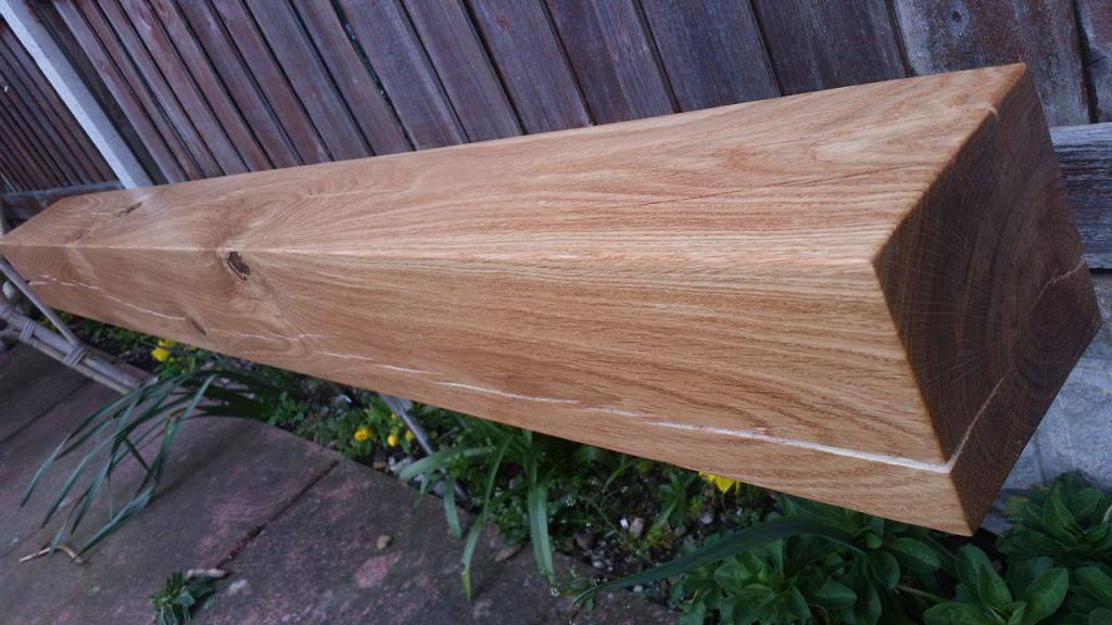 Suho brušeno drvo