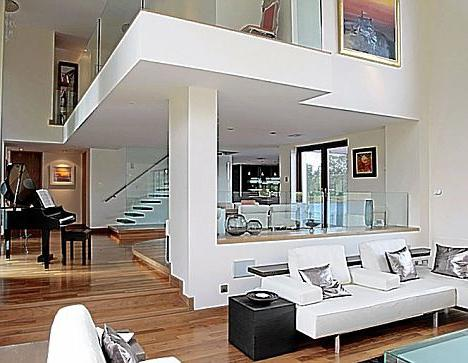 pianificazione di stanze in una casa privata