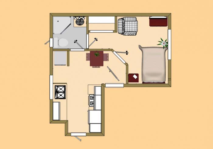 pianificazione e progettazione di una casa privata