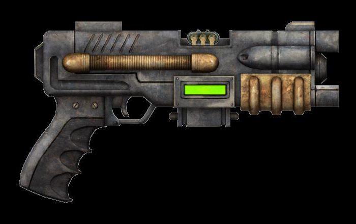 Плазмените плазмени оръжия