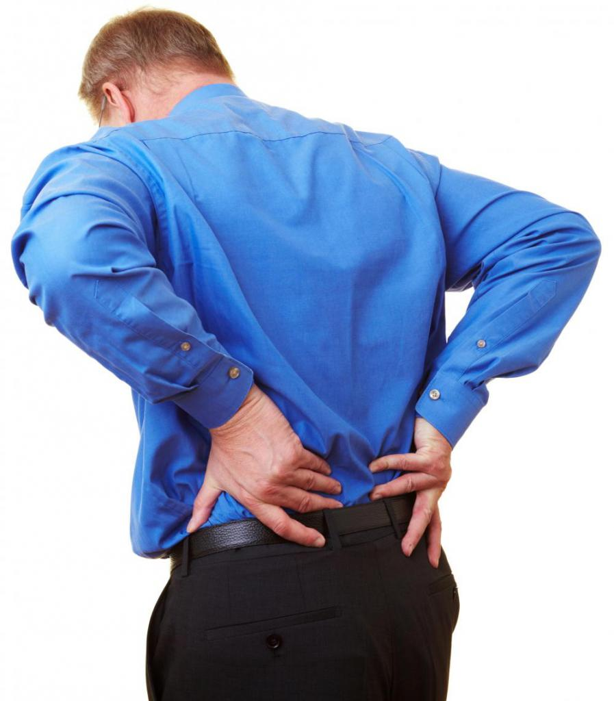 Bol u leđima