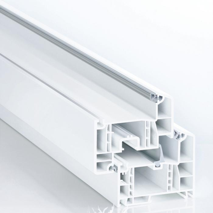 Guarnizioni in gomma per finestre in plastica