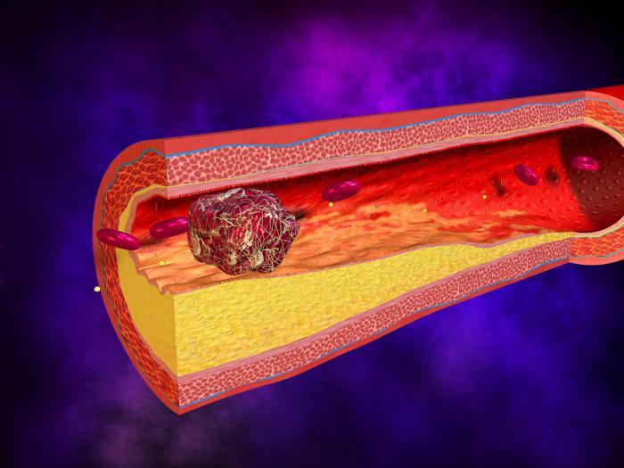 krvni trombociti normalni