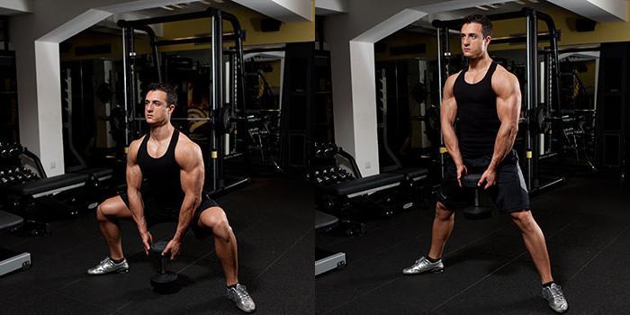plie čučnjeve koje rade mišići