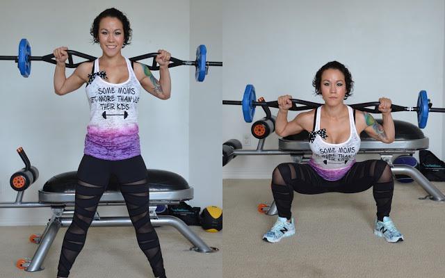 plye squat