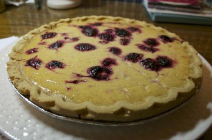 foto torta di prugne