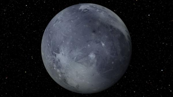 pianeti giganti plutone