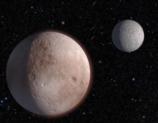 i pianeti nettuno e pluto