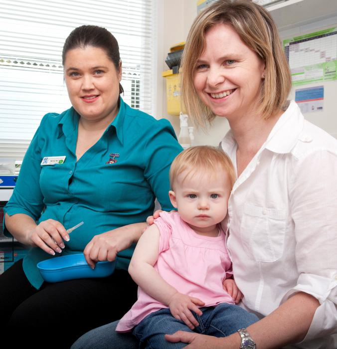 Nuovo vaccino contro l'infezione da pneumococco m
