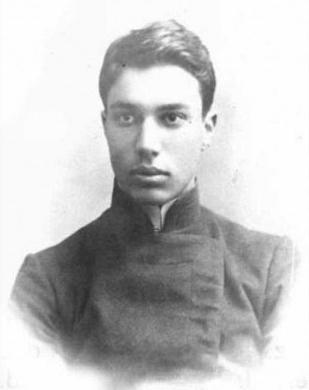 Biografia Pasternak Boris Leonidovich