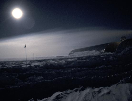 polarna noć