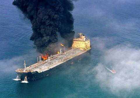 cause di inquinamento degli oceani