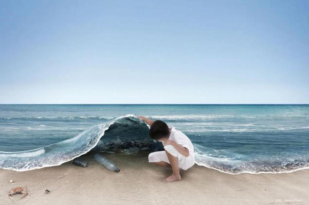 il problema dell'inquinamento degli oceani