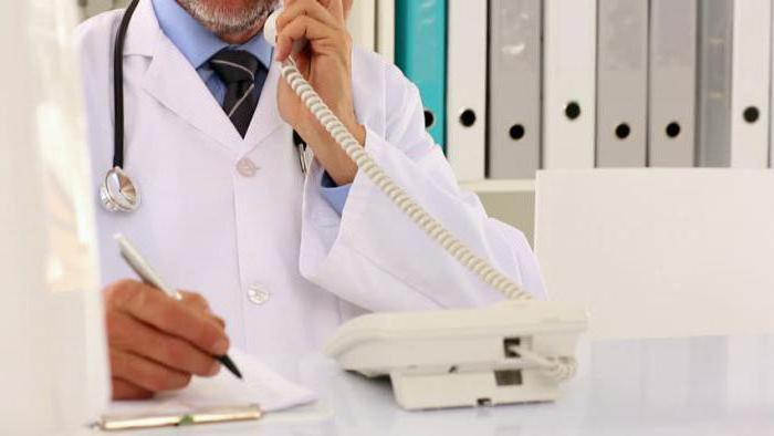 поликлиника 112 Калининска областна схема на прием на лекари