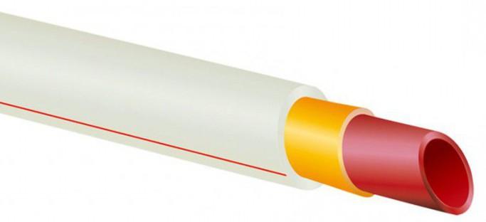 Tubo rinforzato in polipropilene