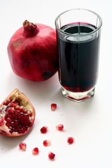 свойства на плодове от нар