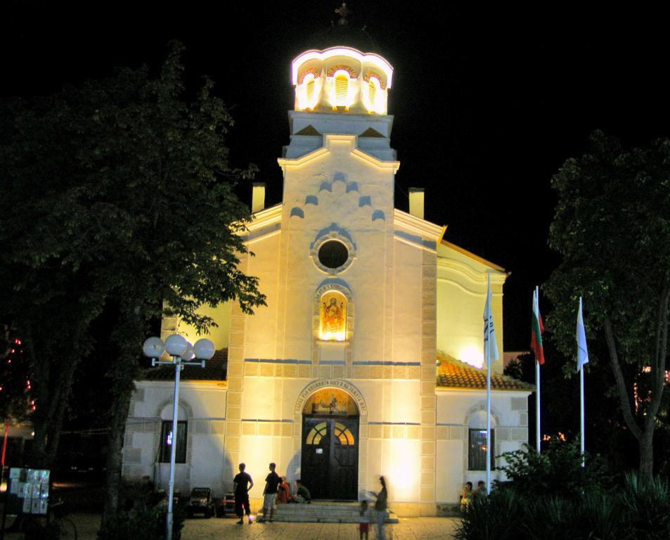 Znamenitosti Pomorie (Bugarska)