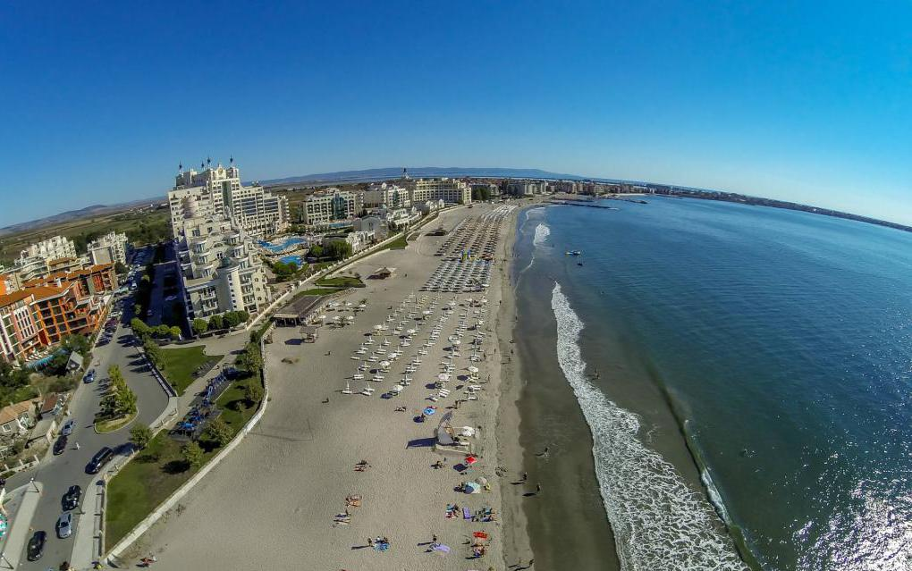 Плажове на Поморие (България)