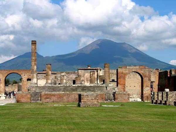 История на Помпей